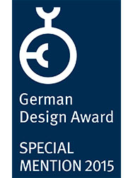 Cabina de ducha WALK-IN XS de Kermi, galardonada con el premio German Design Award Special Mention 2015