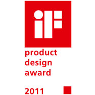 Cabina de ducha WALK-IN XS de Kermi galardonada con el IF Product Design Award